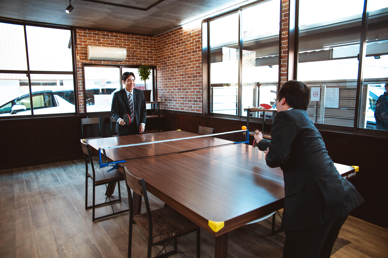 豊玉タクシー 休憩室 1